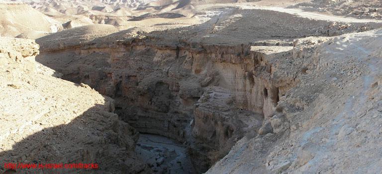 Вид на ущелье нахаль Дарга